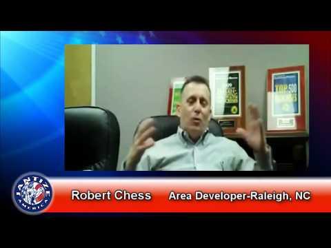 Jantize America Master Franchises Robert Chess Area Developer Testimonial