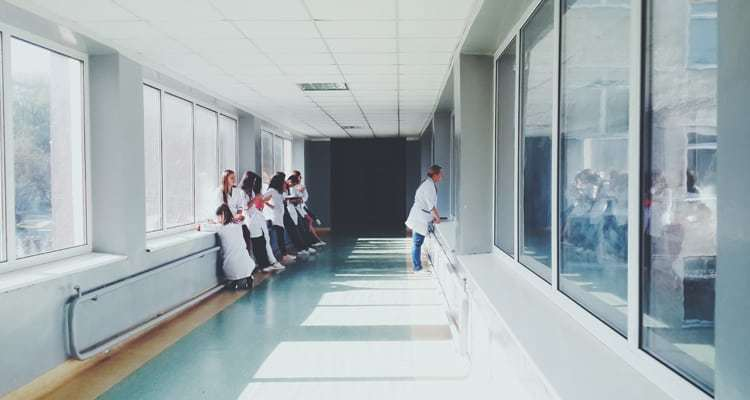healthcare medical cleaning