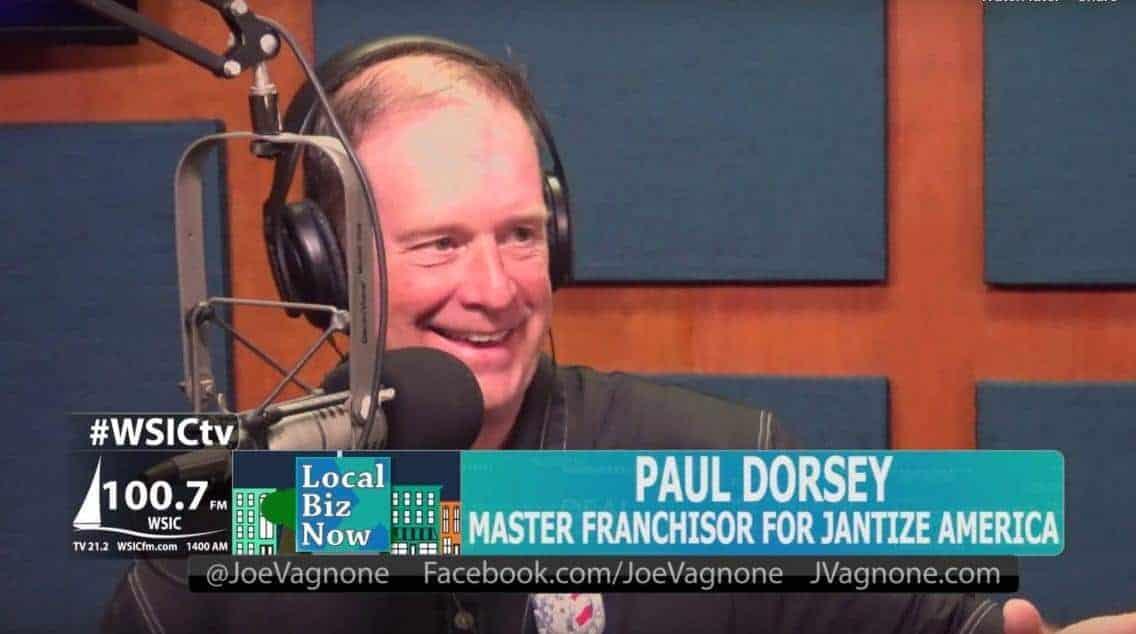 Paul Dorsey - interview