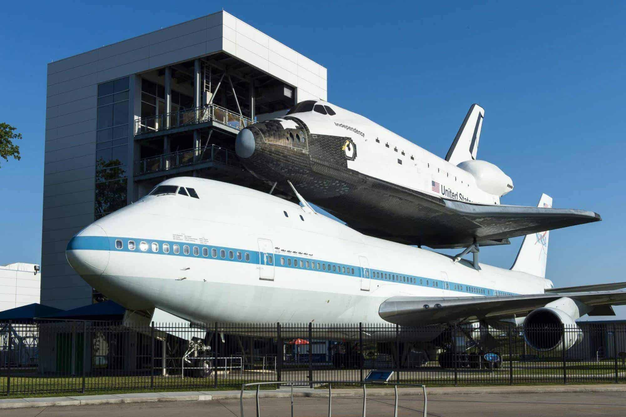 space city nasa is everpresent in houston area for more - HD 4713×3137